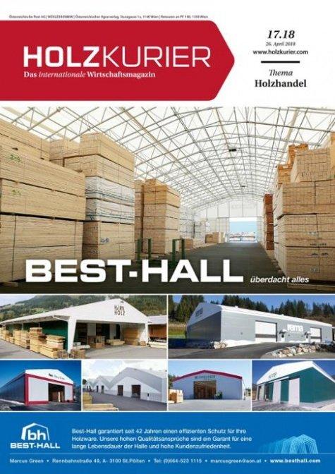 Holzkurier Digital Nr. 17.2018