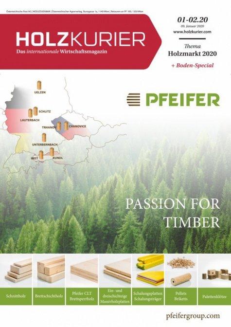 Holzkurier Digital Nr. 01-02.2020