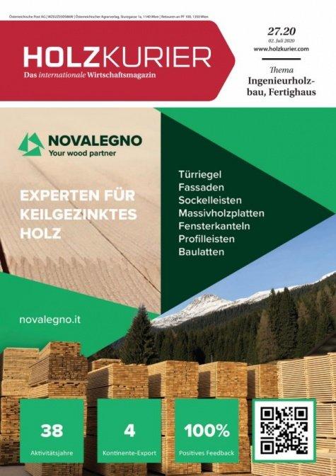 Holzkurier Digital Nr. 27.2020