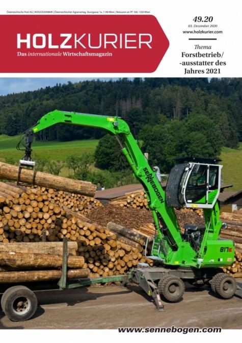 Holzkurier Digital Nr. 49.2020
