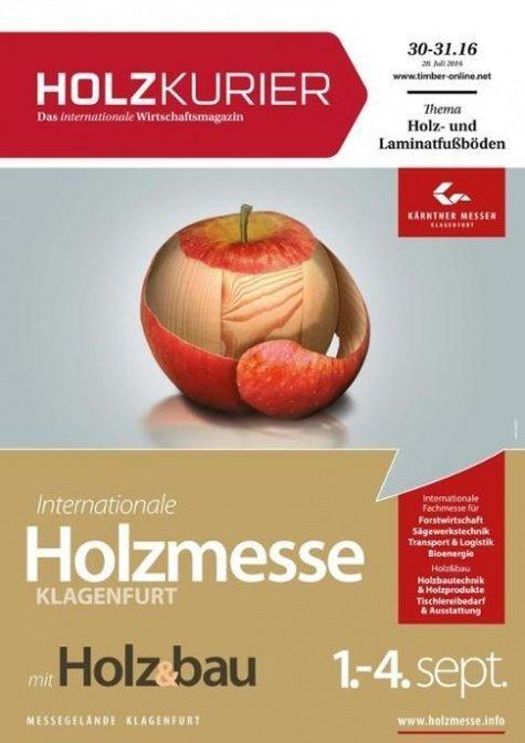 Holzkurier Digital Nr. 30.2016