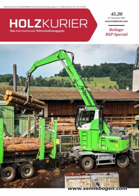 Holzkurier Digital Nr. 45.2020