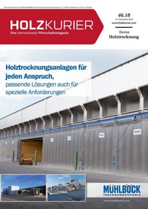 Holzkurier Digital Nr. 46.2018