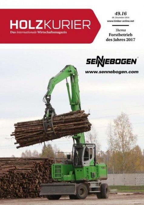 Holzkurier Digital Nr. 49.2016