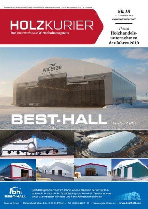 Holzkurier Digital Nr. 50.2018