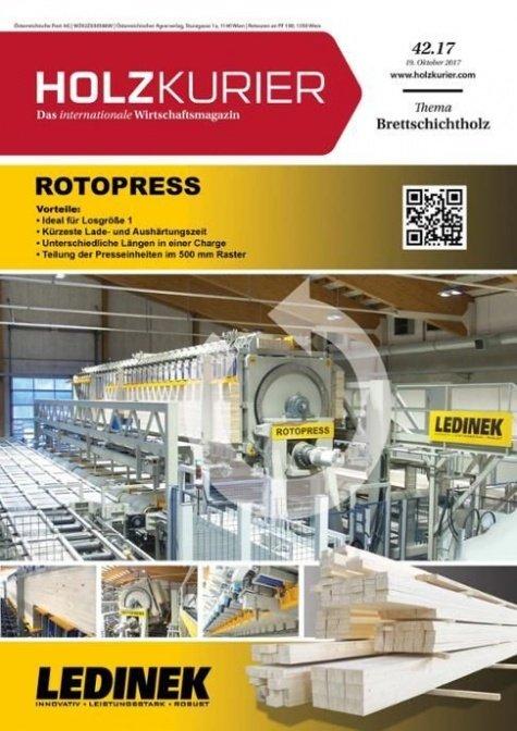 Holzkurier Digital Nr. 42.2017