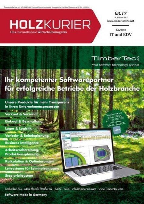 Holzkurier Digital Nr. 3.2017
