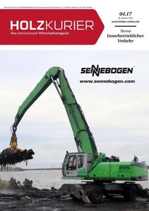 Holzkurier Digital Nr. 4.2017