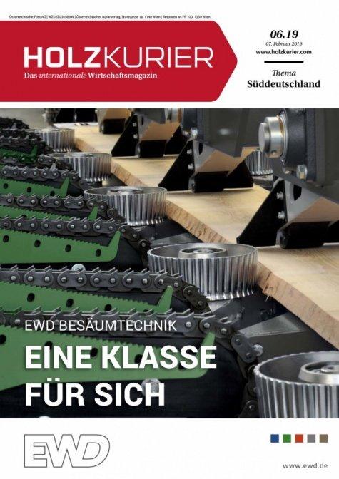 Holzkurier Digital Nr. 06.2019