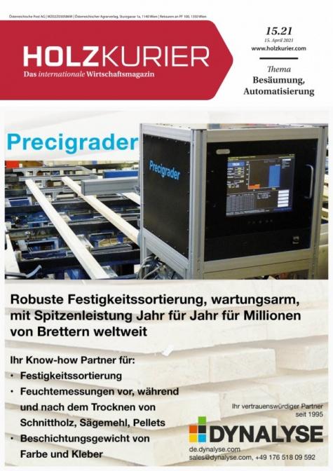 Holzkurier Digital Nr. 15.2021