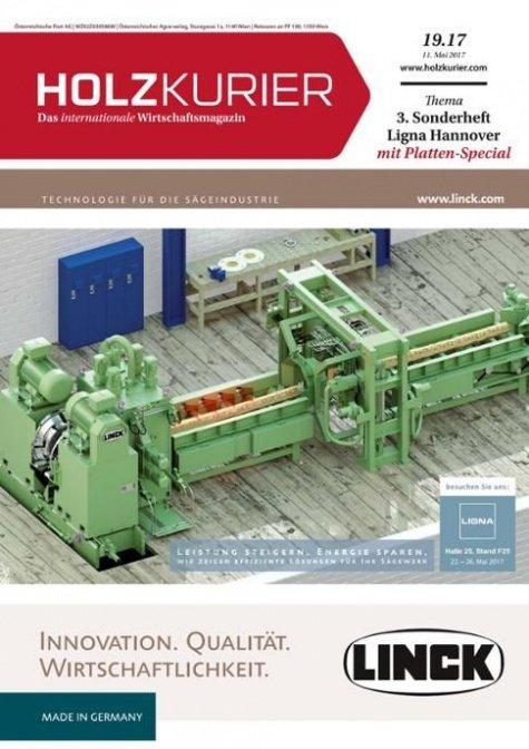 Holzkurier Digital Nr. 19.2017