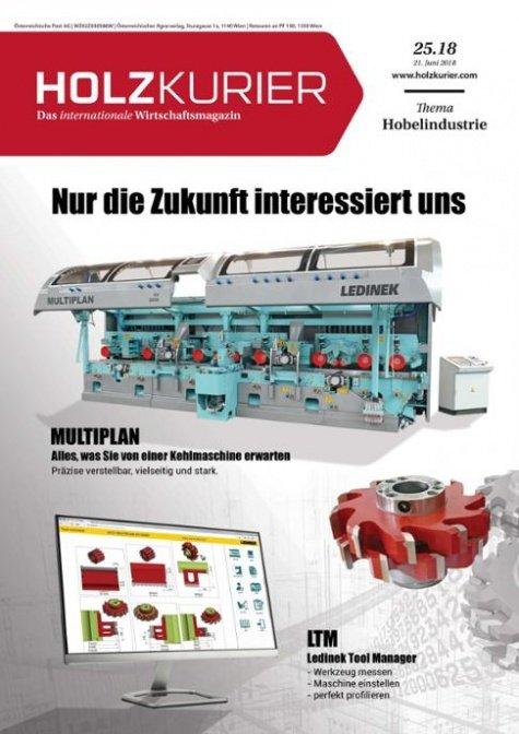 Holzkurier Digital Nr. 25.2018