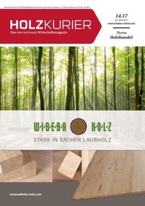Holzkurier Digital Nr. 14.2017