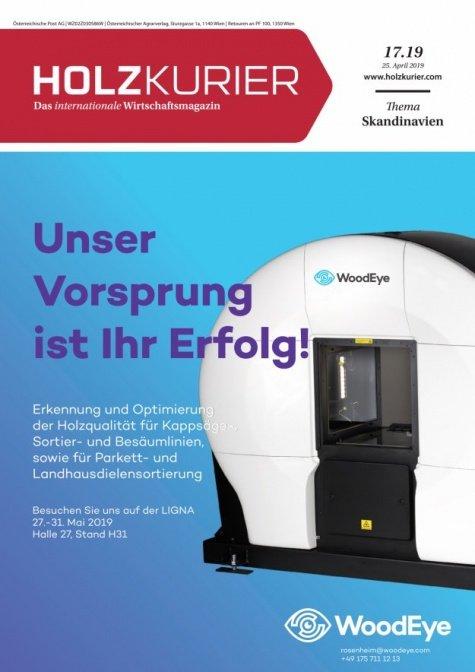 Holzkurier Digital Nr. 17.2019