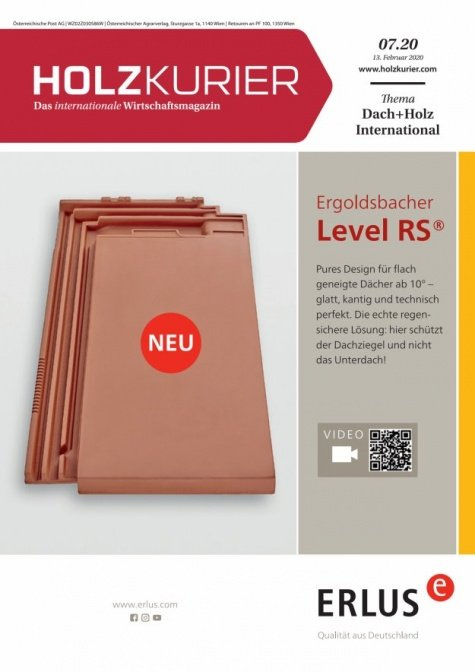 Holzkurier Digital Nr. 07.2020
