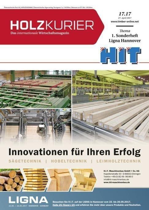 Holzkurier Nr. 17.2017